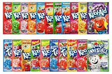 Kool Aid Variety Pack American Soda Sachets 8 X 2 Quarts from Candy Junction