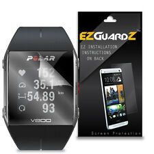 5X EZguardz Screen Protector Cover Shield 5X For Polar V800 Multisport GPS Watch