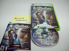 NBA Ballers: Chosen One Complete TESTED Works (Microsoft Xbox 360, 2008)