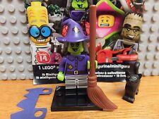 Lego Series 14 Monsters Wacky Witch Minifigure