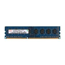 New 4GB Hynix 4GB 2Rx8 PC3-12800U DDR3-1600MHz 240pin DIMM Desktop Memory Module
