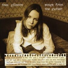NEW - Songs From the Gutter by Gilmore, Thea