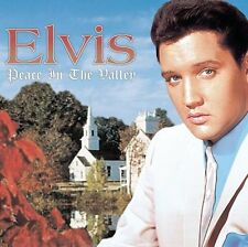 ELVIS PRESLEY CD - PEACE IN THE VALLEY: COMPLETE GOSPEL RECORDINGS [3 DISCS] NEW