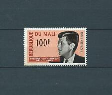 MALI - 1964 YT 24 - KENNEDY POSTE AERIENNE - TIMBRE NEUF** LUXE