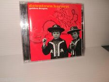GOLDEN DRAGON DOWNTOWN HARVEST SEALED CD COMPACT DISC SEALED