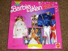 Vintage Barbie Fashion Ken Great Date 1991 Prince Princess Costume Gown 2969 MIP