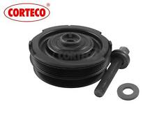 FOR BMW E39 520D E46 318D 320D CRANKSHAFT DAMPER PULLEY 11232247565 CORTECO