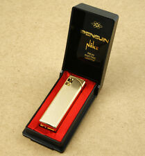 Penguin Nike Vintage Metallic Gas Lighter New Old Stock NOT WORKING