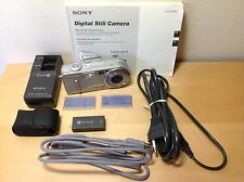 Used - Camera SONY Ciber-shot DSC-P9 4.0 Mega Pixels + Accessories - Funciona