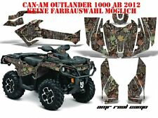Amr racing decoración Graphic kit ATV Can-Am Outlander std & xmr Max amr real camo B