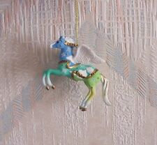 Trail Of The Painted Ponies Guardian Angel Christmas Ornament