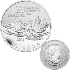 2012 Canada $20 Fine Silver Coin - Farewell to the Penny