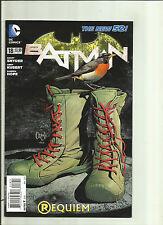 BATMAN The New 52 .  No 18.