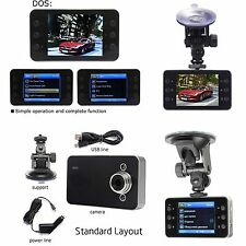 Black Hd Lcd Night Vision Car CCTV DVR Accident Camera Video Recorder Brand New