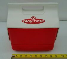BARELY USED! Playmate Small Personal Cooler Lunch Box Ice Chest job work travel