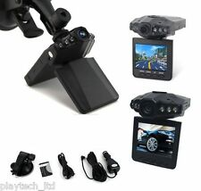 "2.5"" HD Car Dash Dashboard Camera IR DVR Cam Night Vision CCTV Security Recorder"