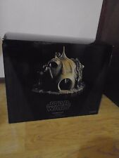 Sideshow Star Wars 1/6 Scale Yoda's Dagobah Hut Action Figure Environment