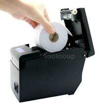 58mm POS Dot Receipt Paper Barcode Thermal Printer USB for Store Bank Bar S1J6