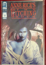 Vintage Comic Book Anne Rice - Witching Hour, No. 1 Millennium - Comico Horror