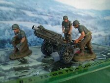 54 mm  Britain World war II US 75-mm PACK HOWITZER GUN + CREW  #17249