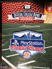 NCAA College Football Semi-Finals Fiesta Bowl 2016/17 Patch Clemson, Ohio State