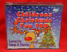 CHILDREN CHRISTMAS TOP 100!  : FAVOURITE SONGS AND STORIES  - FREE P & P!