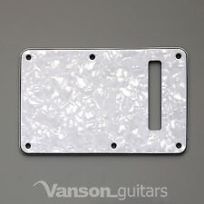 NEW Vanson Tremolo Cover Backplate to fit Fender® USA, MEX Stratocaster Strat®*