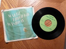 CUCA 45 RECORD J6591/WISCONSIN POWER AND LIGHT CO./WALTZ THROUGH WASHDAY/w/PIC S
