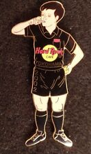 Hard Rock pin Yokohama 2002 Soccer World Cup  Referee    #12760