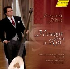 Joachim Held - Music for the King: French Lute Music of Baroque [New CD]