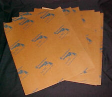 S&W Smith Wesson VCI Protection Storage Papers 5 Sheet Lot - PROTECT YOUR GUNS!