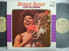 CD 4 CHANNEL DISCRETE / SHIRLEY BASSEY LIVE / 2LP