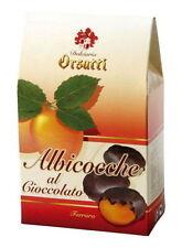 Pampapato Ferrara Albicocche cioccolato gr. 100 estense frutta candita ORSATTI