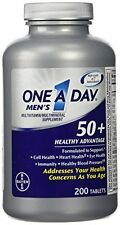 One a Day? Men's 50+ Healthy Advantage 200 tabs Multivitamin/multimineral