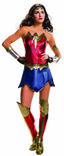 Deluxe Wonder Woman Costume Dawn of Justice Adult Size Small