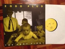 "2000 PLUS - 12"" LP SYNTH POP PRIVATE PRESS"