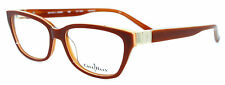 COLE HAAN CH1005 54/16 New SADDLE Authentic WOMEN Designer EYEGLASSES Frame