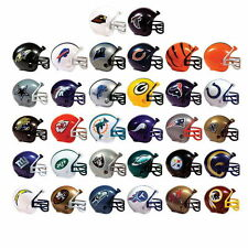 NFL COLLECTIBLE NFL Mini Football Helmets Set ALL Complete 32 TEAMS 2 inch