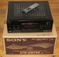 Sony STR-DB790 Receiver (Dolby ProLogic; dts, RDS)