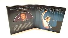 A&E PAUL McCARTNEY LIVE at the OLYMPIA PARIS 10-07 EMMY Consideration DVD NICE!