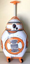 Star Wars BB-8 Hard Shell Rolling Luggage Case Carry-On Suitcase Travel Wheels