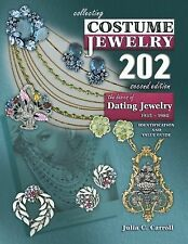 Vintage Costume Jewelry 202 2nd Ed $$$ Price Guide Collector's Book BIG 480 page
