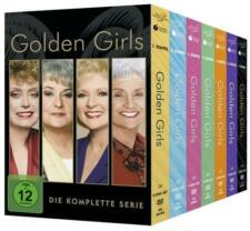 Golden Girls - Komplettbox, 24 DVDs (2013) - NEU in Folie