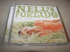 Whoa, Nelly! by Nelly Furtado CD Dreamworks 2000