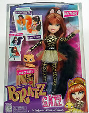 Meygan Beautiful Girlz Passion for Fashion NIB Doll Bratz Cool Catz (L3B3*)