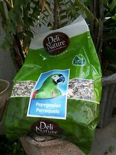 "Bird Food ""Mix seed imported"" for Macaw, Cockatoo Eclectus & Grey Parrot (BY AIR"