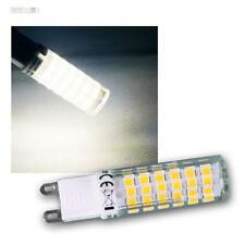 5 Stk LED Stiftsockel Leuchtmittel G9 neutralweiß 6W 550lm Mini Stiftsockellampe