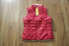 Lole Womens Icy 2 Vest Insulated NWT Size MEDIUM Red Sea Pink