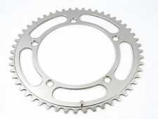 """Campagnolo Nuovo Record Chainring 52T w Pin 144 Bcd 3/32"""" Vintage Bicycle NOS"""