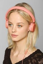 Urban Ears Plattan Coral Headphone Microphone remote control Phone Calls